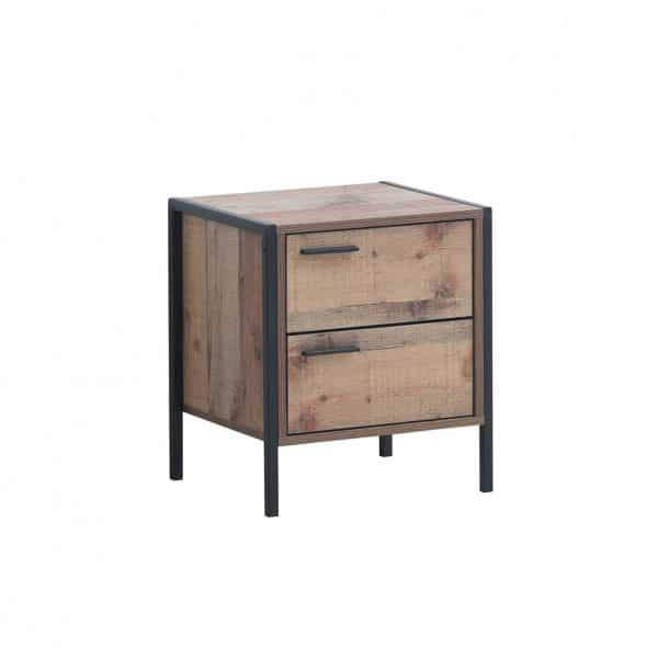Stretton Bedside Lamp Table