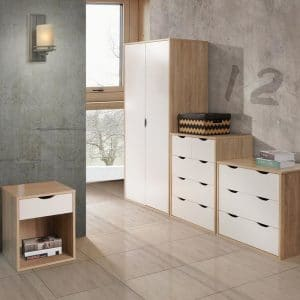 Two Tone Bedroom Collections