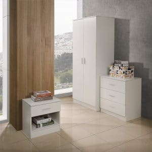 White Bedroom Collections