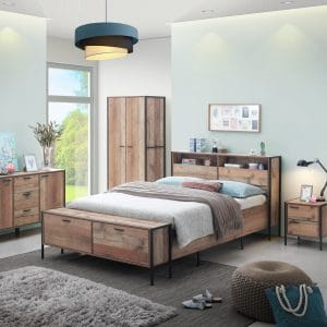 Industrial Bedroom Collections